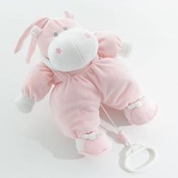 Spieluhr für Kinderbett Nanan Bombo Pink