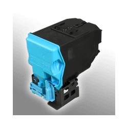 Recycling Toner für Konica Minolta TNP27C  cyan