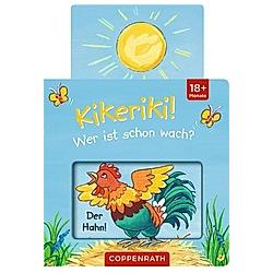 Kikeriki! Wer ist schon wach? / minifanten Bd.9 - Buch