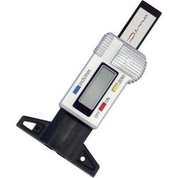DINO 130005 Reifenprofilmesser digital Messbereich Tiefe 25.4mm (max)