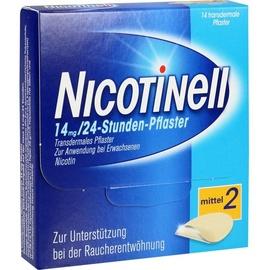 Novartis Nicotinell 35 mg 24-Stunden transdermale Pflaster 14 St.