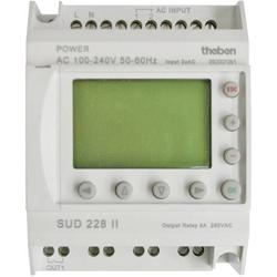 Theben SUD 228 II Hutschienenthermostat