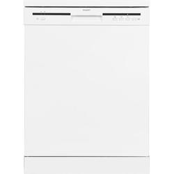 Exquisit GSP6012-030E Geschirrspüler 60 cm - Weiß