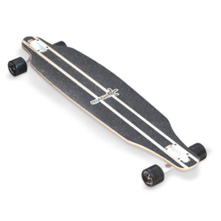 AUTHENTIC SPORTS Longboard Wood