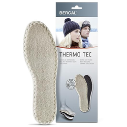 Bergal Thermo Tec Einlegesohle (Paar), 43