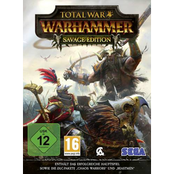 Total War: Warhammer - Savage Edition PC USK: 12