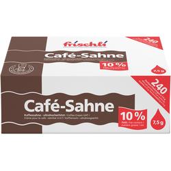 Frischli Kaffeesahne 10% sorgt für einen vollmundigen Kaffee 1800g
