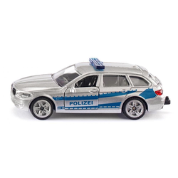 Siku Spielzeug-Auto Siku Polizei Streifenwagen