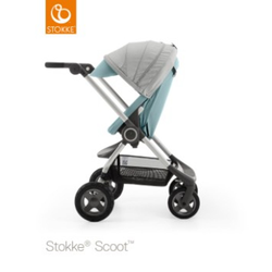 STOKKE® Kinderwagen Scoot™ V2 Aqua Blue
