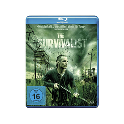The Survivalist Blu-ray