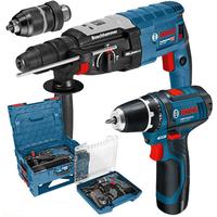 inkl. GSR 10,8-2-LI Professional