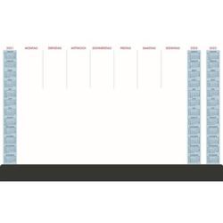 Papier-Schreibunterlage 60x37cm