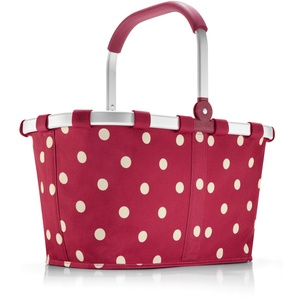 Reisenthel carrybag, ruby dots, BK3014