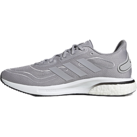 adidas Supernova M glory grey/glory grey/core black 43 1/3