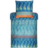 BASSETTI Scauri blau (155x220+80x80cm)