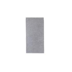 Cawö Handtuch Lifestyle uni in platin, 50 x 100 cm