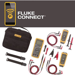 Fluke FLK-V3003 FC KIT Hand-Multimeter digital Grafik-Display, Datenlogger CAT III 1000 V, CAT IV 60