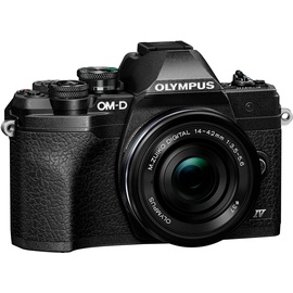 Olympus OM-D E-M10 Mark IV + 14-42 mm EZ
