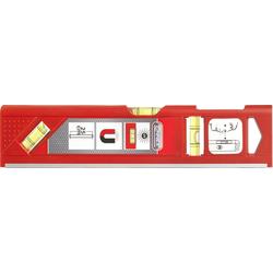 CON:P Wasserwaage 25 cm, magnetisch rot