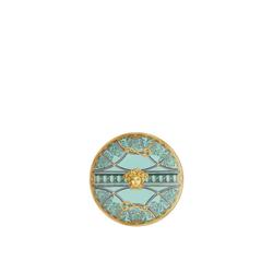 Rosenthal meets Versace Brotteller Versace Scala Palazzo Verde Brotteller 17 cm, (1 Stück)