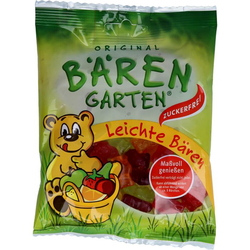 SOLDAN Bären zuckerfrei 150 g