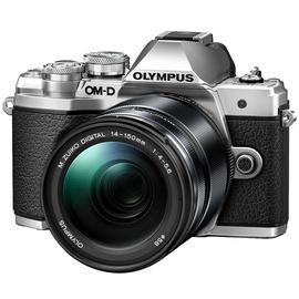 Olympus OM-D E-M10 Mark III silber + 14-150 mm II