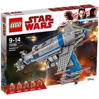 Lego Star War Resistance Bomber (75188)