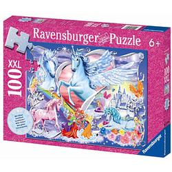 Ravensburger XXL Die schönsten Einhörner Puzzle 100 Teile