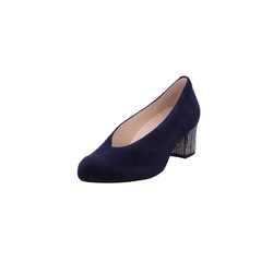 Pumps Hassia blau