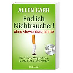 Endlich Nichtraucher! - ohne Gewichtszunahme, m. Audio-CD