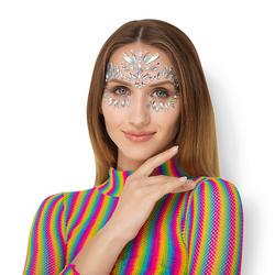Leg Avenue 'Iris Face Jewels Sticker'