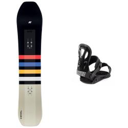 K2 Snowboard - Pack Party Platter 2020 - Snowboard Sets inkl. Bdg.