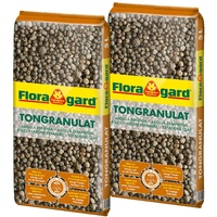 Floragard Tongranulat 2 x 5 l