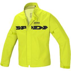 Spidi Sport Motorrad Regenjacke, gelb, Größe 3XL