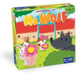 Huch! Spiel, Mr. Wolf, Kinderspiel