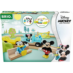 BRIO Micky Maus Eisenbahn-Set