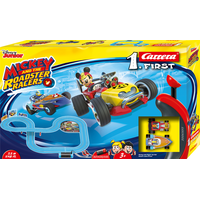 Carrera FIRST Mickey and the Roadster Racers (20063013)