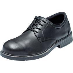 Atlas Schuhe CX 340 Office schwarz Sicherheitsschuh S2 46