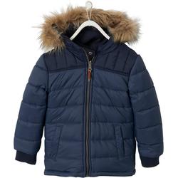 vertbaudet Winterjacke Kinder Winterjacke für Jungen 140