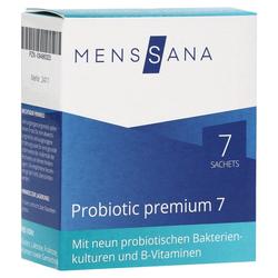 MensSana Probiotic premium 7 MensSana Pulver