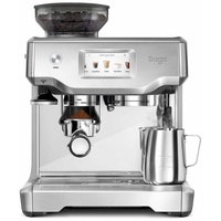 sage The Barista Touch Silber