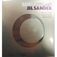 Jil Sander Sensations Eau de Toilette 40 ml