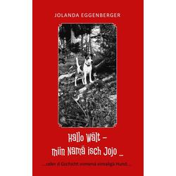 Hallo Wält - miin Namä isch Jojo ... als Buch von Jolanda Eggenberger