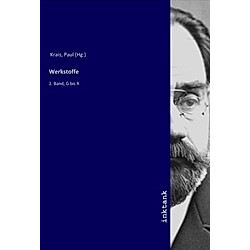 Werkstoffe. Paul Krais  - Buch