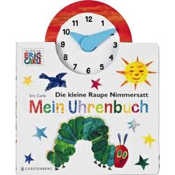 Raupe Nimmersatt - Mein Uhrenbuch