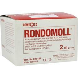 RONDOMOLL 5FACH 10CMX2M