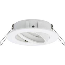 Paulmann 93643 Nova Einbauring 3er Set LED, Halogen Weiß (matt)