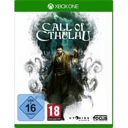 Call Of Cthulhu Xbox One USK: 16