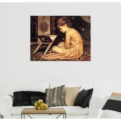 Posterlounge Wandbild, Studie an einem Lesepult 40 cm x 30 cm