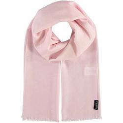 Fraas Modeschal Wollschal aus reiner Wolle rosa